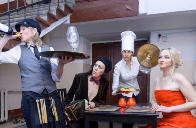 "ГЛИНТВЕЙН-PARTY В ""ВЕРМЕЛЕ"""